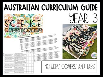 Year 3 Curriculum Booklet