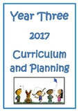 Year 3 Curriculum and Planning Document 2017 - Catholic Schools Version