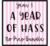 Year 3 HASS No Prep Bundle