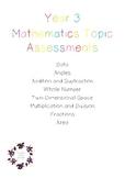 Year 3 Mathematics Assessments