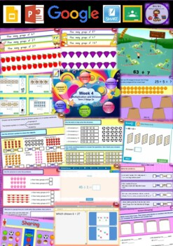 Year 3 Multiplication and Division Smart Notebook and Unit of Work Bundle 4