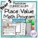 Year 3 Place Value Australian Curriculum Maths Program