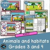 Animals unit for middle primary (bundle)
