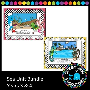 Ocean-sea unit for middle primary (bundle)