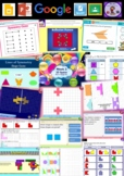 Year 4 2D Space Smart Notebook and Unit of Work Bundle 2