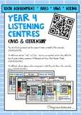Year 4 ACARA Civics and Citizenship QR Listening Centre