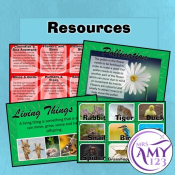 Year 4 Biological Science- Living Things- Australian Curriculum