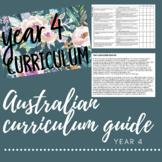Year 4 Curriculum Booklet