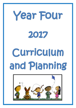 Year 4 Curriculum and Planning 2017 - QLD Catholic Schools Version
