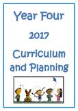 Year 4 Curriculum and Planning 2017 - QLD Catholic Schools