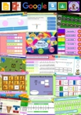 Year 4 Fractions and Decimals Smart Notebook and Unit of Work Bundle 3