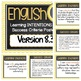Year 4 - Australian Curric. LEARNING INTENTIONS - English, Math, Science, HASS