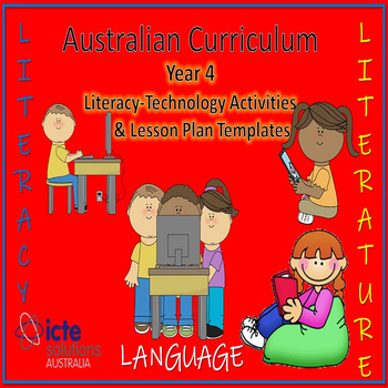 Year 4 Literacy Lesson Plans