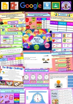 Year 4 Mass Smart Notebook and Unit of Work Bundle 1