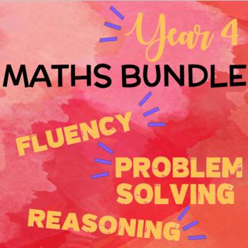 Year 4 Maths BUNDLE