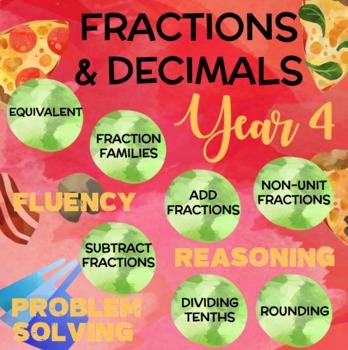 Year 4 Maths: Fractions & Decimals