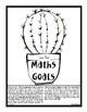 Year 4 Maths Goals Booklet - Australian Curriculum