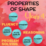 Year 4 Maths: Properties of Shape