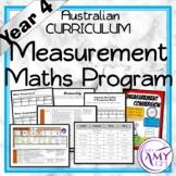 Year 4 Measurement Australian Curriculum Maths Program