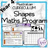 Year 4 Shapes Maths Program