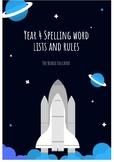 Year 4 Spelling Words