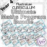Year 4 Ultimate Maths Program Bundle- Australian Curriculum