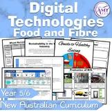 Year 5 & 6 Design & Technologies Food & Fibre Unit