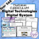 Year 5 & 6 Digital Technologies- Digital Systems Unit
