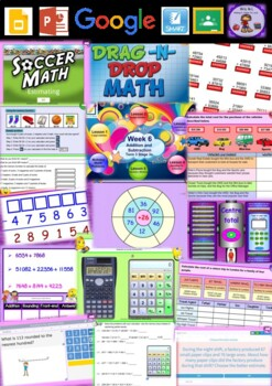 Year 5 Addition and Subtraction Smart Notebook and Unit of Work Bundle 2