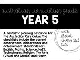 Year 5 Curriculum Booklet
