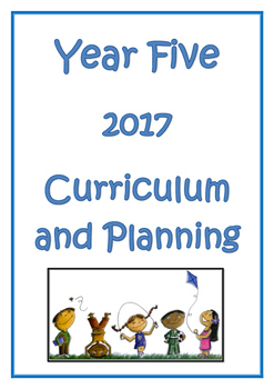 Year 5 Curriculum and Planning 2017 - QLD State Schools Version