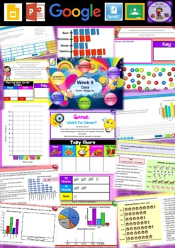 Year 5 Data Smart Notebook and Unit of Work Bundle 1