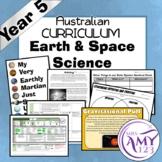 Year 5 Earth & Space Science- Australian Curriculum