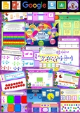 Year 5 Fractions & Decimals Smart Notebook and Unit of Work Bundle 1