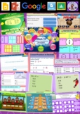 Year 5 Fractions & Decimals Smart Notebook and Unit of Work Bundle 3