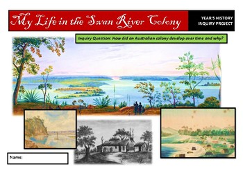 Year 5 History: Life in the Swan River Colony