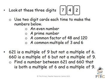 Year 5 Magic at Maths - Mastery pack