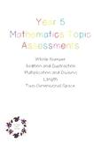 Year 5 Mathematics Assessments