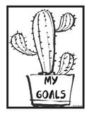 Year 5 Maths Goals Book - Australian Curriculum