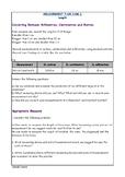 Year 5 Measurement Task Cards