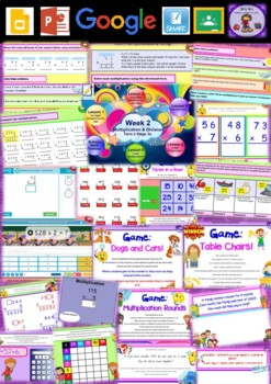 Year 5 Multiplication and Division Smart Notebook and Unit of Work Bundle 2