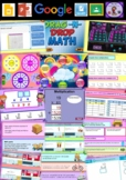 Year 5 Multiplication and Division Smart Notebook and Unit of Work Bundle 3