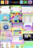 Year 5 Patterns and Algebra Smart Notebook and Unit of Wor