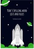 Year 5 Spelling List