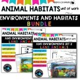Animals unit for upper primary (bundle)