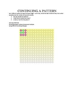 Year 56/ Mathematics Unit RESOURCE 1