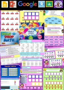 Year 6 Addition and Subtraction Smart Notebook and Unit of Work Bundle 1