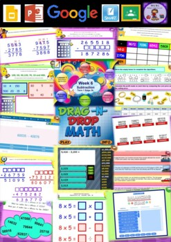 Year 6 Addition and Subtraction Smart Notebook and Unit of Work Bundle 2