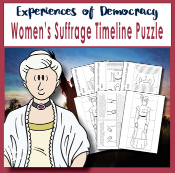 Australian Democracy - Campaigning for Change - Women's Suffrage.