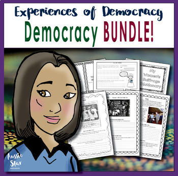 Australian Democracy BUNDLE Save 30%